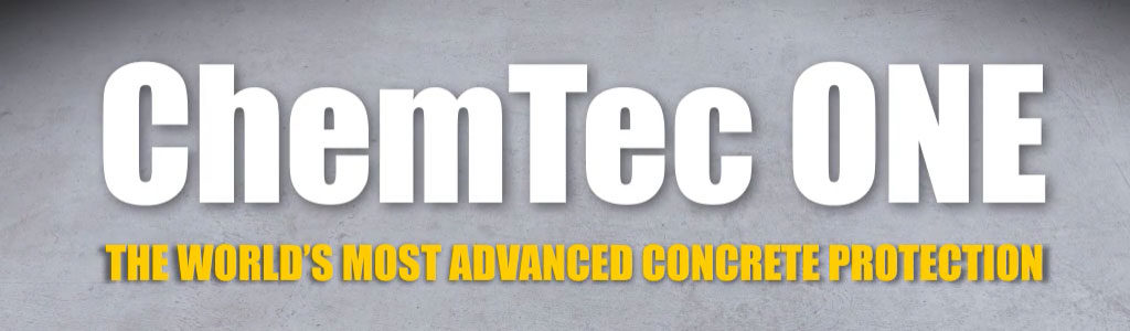 ChemTec One - The World's Most Advanced Concrete Protection